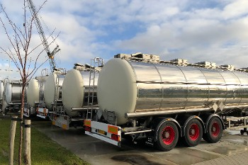 Other tank trailers